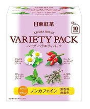 Nitto tea aroma House Variety Pack 10PX6 boxes - $65.57