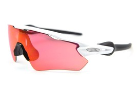 New Oakley Sunglasses Radar EV Pitch OO9211-04 Pol WT W/Prizm Baseball F... - $109.99