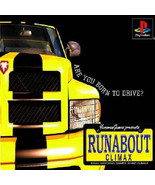Runabout (Felony 11-79), Sony Playstation One P... - $19.99