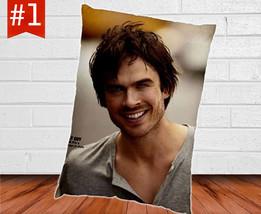 """Ian Somerhalder Vampire Diaries Custom Pillow Case Cover One Sided 30"""" x... - $317,59 MXN"""