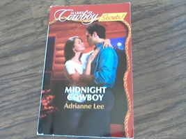 Midnight Cowboy (Secrets!) By Adrianne Lee (1996 Paperback) - $1.50