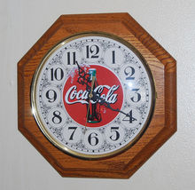 Vintage Coca-Cola Wall Clock - $295.00