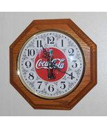Vintage Coca-Cola Wall Clock - $295.00