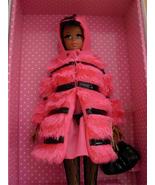 Fuchsia 'N Fur Francie Doll NRFB Silkstone Exclusive African-American - $229.99