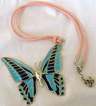 Turquoise butterfly pendant   a thumb200