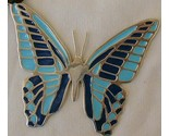 Turquoise butterfly pendant   b thumb155 crop
