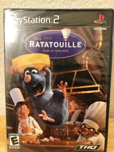 Disney Ratatouille (Sony Playstation 2, 2007)
