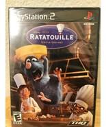 Disney Ratatouille (Sony Playstation 2, 2007) - $53.36