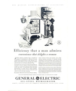 1931 GE All-Steel Monitor Top Refrigerator print ad - $10.00