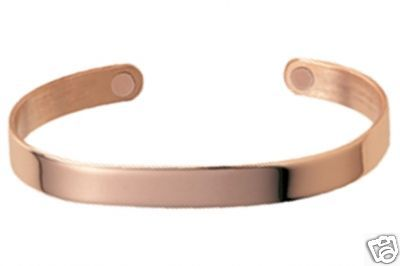 Sabona 524 Copper Magnetic Wristband Bracelet NEW!