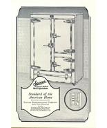 1924 Seeger Original Siphon 3 door Refrigerator print ad - $10.00