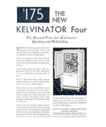 1930 Kelvinator Four Automatic Electric Refrigerator print a - $10.00