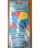 "New FLIGHT ZONE BOA Dual Control Sport Kite 50"" - $10.20"