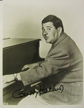 BUDDY HACKETT AUTOGRAPHED SIGNED 8X10 PHOTO w/COA COMEDIAN (DECEASED) LO... - $49.99