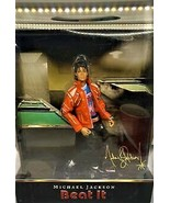 "Michael Jackson Beat It Figure Doll Playmates Toys 10"" in Sealed Box - $179.00"