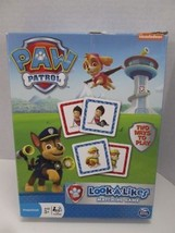 Paw Patrol Look-A-Likes Matching Board Game - $6.88