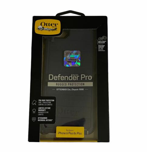 NEW NIB Black Otterbox Defender Pro Series Iphone 6 Plus/6s Plus