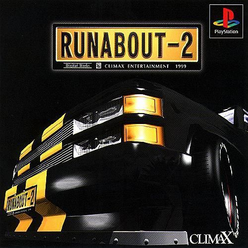 Runabout 2, Sony Playstation One PS1, Import Japan Game
