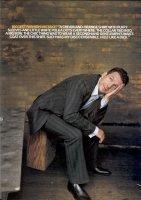 Magazine ESQUIRE Sept. 2002 ED NORTON FIENNES KELLITA SMITH