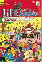 Life With Archie Comic Book #111, Archie 1971 FINE/FINE+ - $7.84
