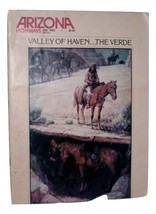 Arizona Highways July 1983 Valley of Heaven ... The Verde