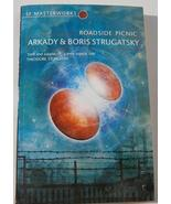 Roadside Picnic paper back by Arkady & Boris Strugatsky Russian Science ... - $25.00