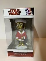 2009 Holiday C-3PO Bobblehead Funko Ornament - $7.00