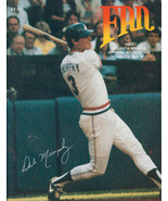 FAN 1982 Atlanta braves Offical Scorebook Vol.17-No.4  Magazine - $2.50