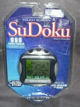 Excalibur Touch Screen SUDOKU Multi-player Handheld Electronic Game NEW! - $32.96