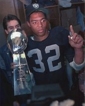Marcus Allen Oakland Raiders SB SA Vintage 8X10 Color Football Memorabilia Photo - $6.99