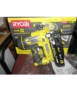 Ryobi P325 ONE+ 18V Cordless AirStrike 16-Gauge 2-1/2 in. Straight Finis... - $120.94
