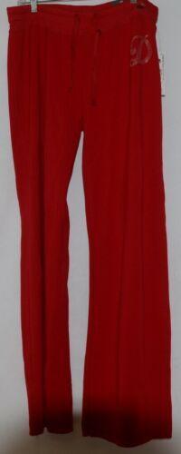 Dodo Drawstring Jogging Pants Size 3 Extra Large DWP 2201 Red