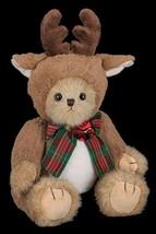 "Bearington Bears ""Jingles""  Sku #173204- 10"" Collector Bear- New-  2014 - $29.99"