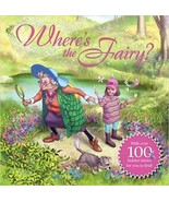 Where's the Fairy Kids Fun Activity Creativity Learning Educational Colo... - $29.99