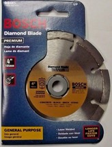 Bosch DB441 Premium 4 in. Segmented Diamond Circular Saw Blade - $7.92