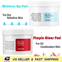 [ COSRX ] One Step Pimple Clear Pads / One Step Moisture Up Pad - $17.67+