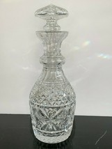 Waterford Designer Studio Collection Impressive Cut Crystal Decanter L. ... - $1,200.00