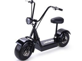 Electric Scooter MotoTec FatBoy 48 Volts 500 Watt Fat Tire Transporter image 4