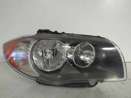 2008 2009 2010 2011 BMW 1-SERIES PASSENGER RH HALOGEN HEADLIGHT OEM C23R - $121.25