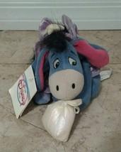 "Disney 7"" Mini Beanbag Sugar Plum Fairy Eeyore Christmas NWT - $5.59"
