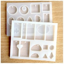Hibery Silicone Jewelry Mold Set of 2 - $8.10