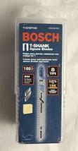 """NEW 100 Pack Bosch T-Shank 4"""" Jigsaw Blades T127DF100 8 TPI BiM Bi-Metal - $133.64"""