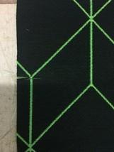 "130""L x 19""W Maharam Upholstery Fabric Bright Cube Lime Green 466329–005 QU - $24.70"