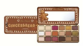 TOO FACED Gingerbread Spice Eyeshadow Palette NIB Hard To Find! - $74.99