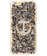 Neu in Packung Icing Kristall Verziert Anker Jeweled Iphone 7 Hülle - $9.92