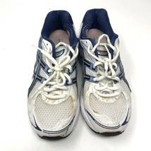 Asics Womens GT 2140 Gel Running Shoes Sz 8 Duomax T955N (D) Blue White ... - $53.71 CAD