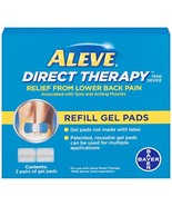 Aleve Direct Therapy – Refill Gel Pads 2 pairs of gel pads - $26.19