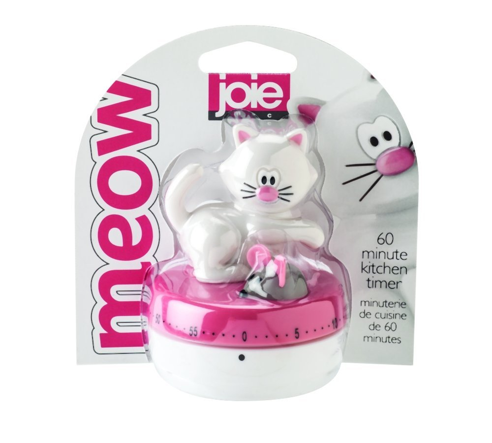 HIC Harold Import Co. 12444-HIC Joie Color May Vary Meow Cat Theme 60-Minute Kit