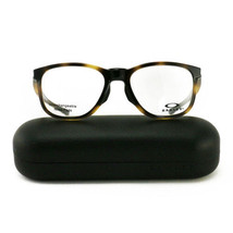 ad905a6e26 Oakley Gloverleaf MNP Brown Tortoise Eyeglasses OX8102-04 Demo Lens 52 1.