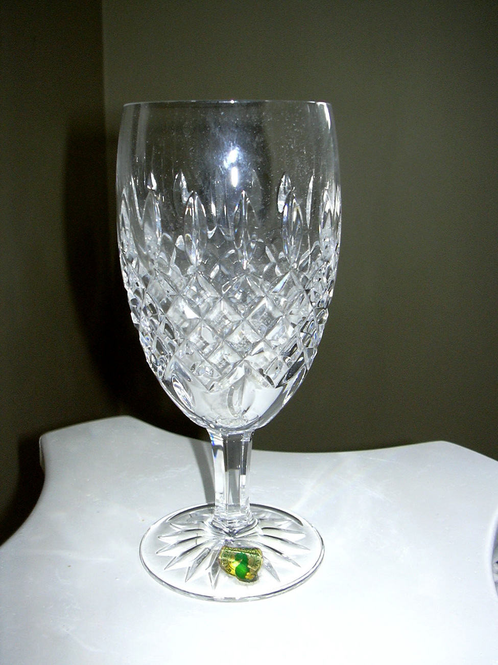WATERFORD CRYSTAL SET OF 4 ICED BEVERAGE GLASSES NEW
